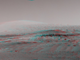 mars-curiosity-rover-msl-view-ahead-artists-drive-3d-stereo-PIA19387-th 2